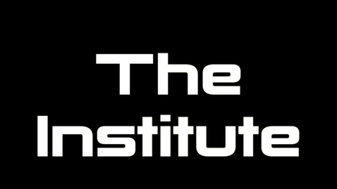 Thumbnail for entry The Institute