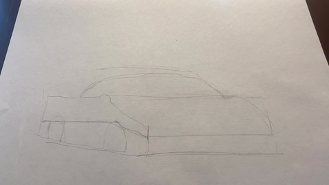 Thumbnail for entry 1 How-to-draw a Ferrari