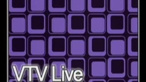 Thumbnail for entry VTV Live: 08-13-09