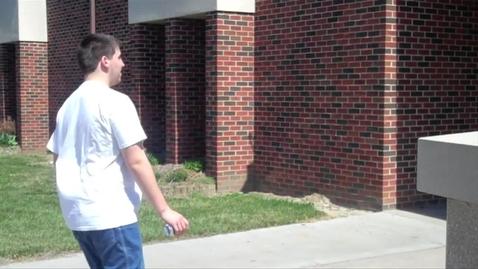Thumbnail for entry Don't Litter!