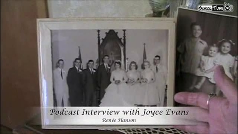Thumbnail for entry Interview with Joyce Evans