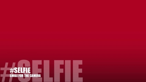 Thumbnail for entry WRMS #Selfie