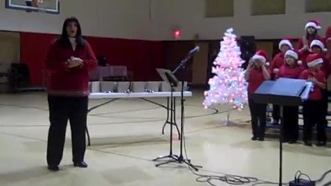 Thumbnail for entry Honor Choir 10