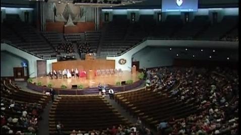 Thumbnail for entry Van Horn HS Graduation 2014
