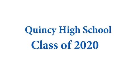 Thumbnail for entry QHS Graduation 2020