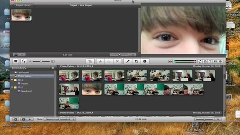 Thumbnail for entry Exporting Using Quicktime