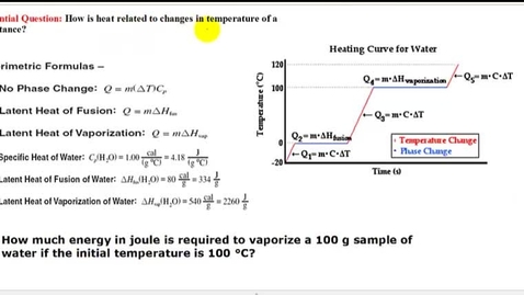 Thumbnail for entry Introduction to solving for heat