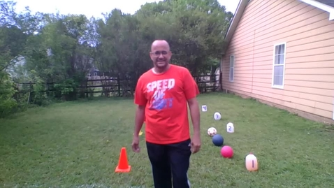 Thumbnail for entry Soccer Drills for All K-5 Video Recording - Tue Apr 21 2020 10:28:30 GMT-0400 (Eastern Daylight Time)
