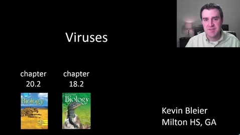 Thumbnail for entry Virus structure and reproduction