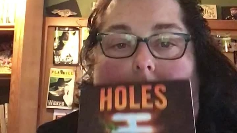 Thumbnail for entry Read Aloud Holes Chapter 4