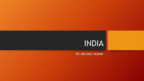 Thumbnail for entry MichaelHuman
