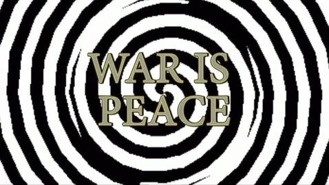 "Thumbnail for entry AP Language 1984 Digital Booktalk: ""Madness"" Music Video"