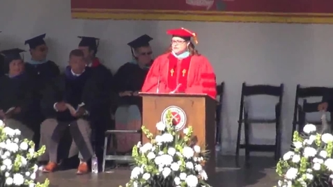 Thumbnail for entry Segerstrom Fundamental H.S. Commencement 2013 (Part 3)
