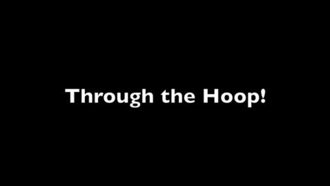Thumbnail for entry Basketball Cheer - Through the Hoop
