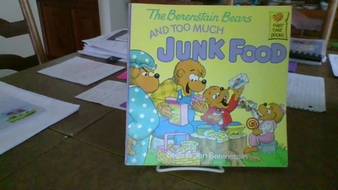 Thumbnail for entry The Berenstain Bears and Too Much Junk Food