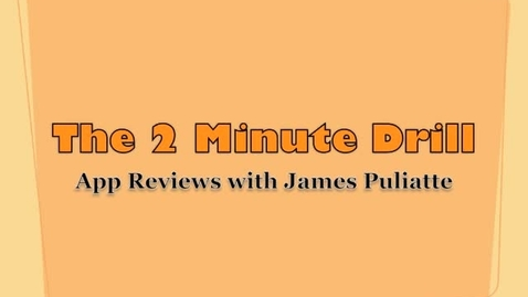 Thumbnail for entry EasyBib 2 Minute Review