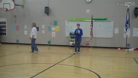Thumbnail for entry Eisenhower Elementary School Teacher Dance