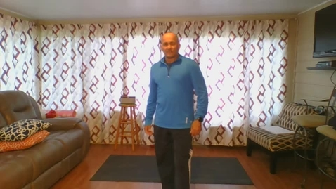 Thumbnail for entry Cardio Workout for All K-5 Video Recording - Wed May 20 2020 10:13:32 GMT-0400 (Eastern Daylight Time)