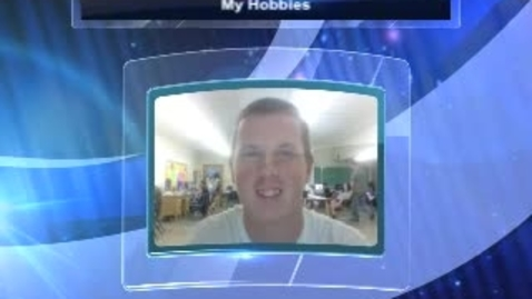 Thumbnail for entry My Hobbies (brad coraggio p.2)