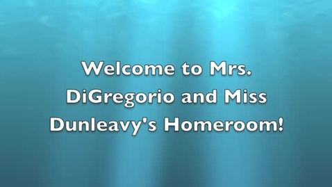 Thumbnail for entry DiGregorio/Dunleavy BSN