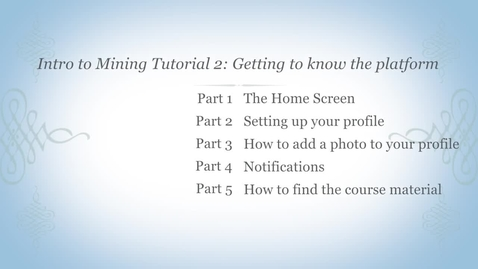 Thumbnail for entry Tutorial 2: Getting to Know the SchoolTown Platform