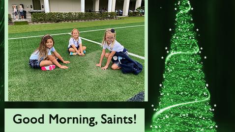 Thumbnail for entry Saints @ 8 - December 14, 2020