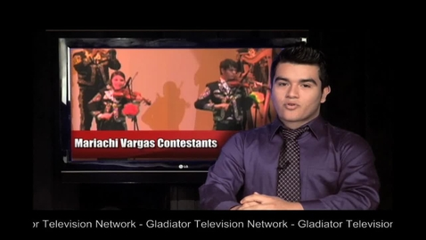 Thumbnail for entry Top Story: Mariachi Vargas Contestants