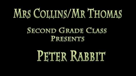 Thumbnail for entry Peter Rabbit 2015 Collins/Thomas