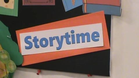 Thumbnail for entry Yummytime Storytime: Mrs. Watkins-Visnaw