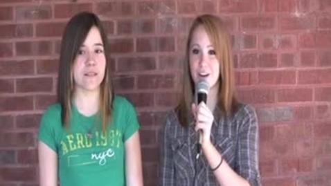 Thumbnail for entry Jenna & Gabby news