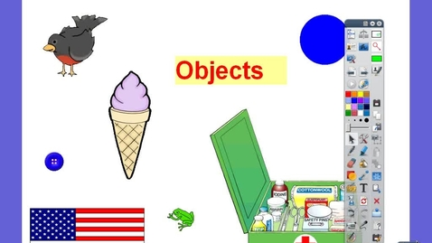 Thumbnail for entry Objects-Duplicate, Drag a Copy