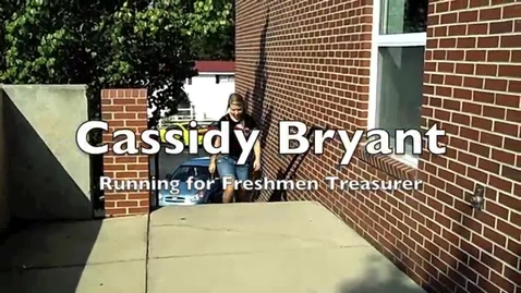 Thumbnail for entry 9th Treasurer Cassidy
