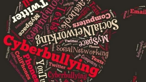 Thumbnail for entry CyberbullyingPSA_Mikenna, Man Pik