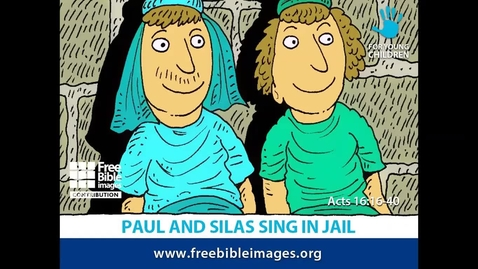 Thumbnail for entry Paul and Silas in Jail