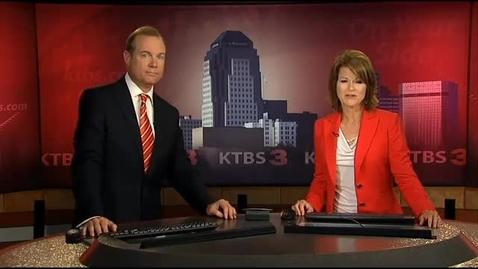 Thumbnail for entry KTBS.com - Shreveport News - Literacy Awareness (Westwood Elementary)