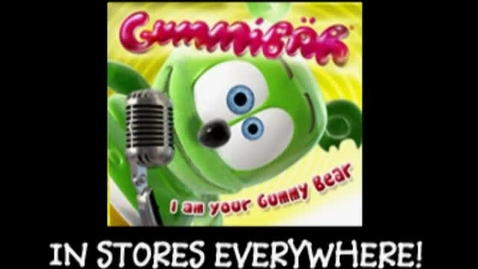 Thumbnail for entry The Gummy Bear Song With Lyrics