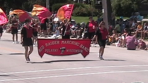 Thumbnail for entry Pulaski Polka Days Parade Part 2