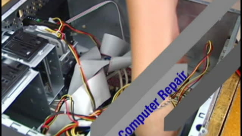 Thumbnail for entry EVIT Computer Repair program in Mesa, Arizona