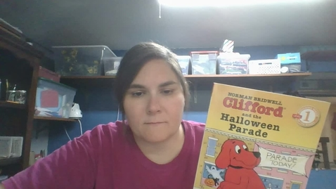 Thumbnail for entry Clifford and the Halloween Parade