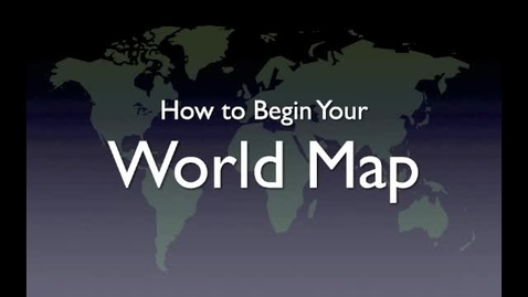 Thumbnail for entry World Map Setup Instructions