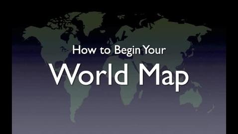 Thumbnail for entry World Map Setup Instructions