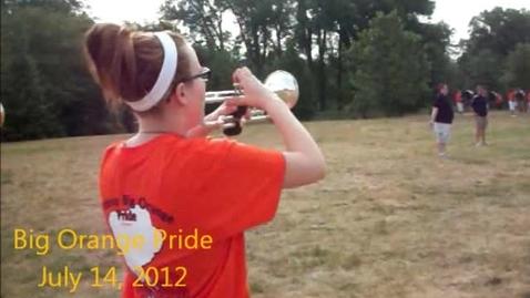 Thumbnail for entry Big Orange Pride at 3 Rivers Parade
