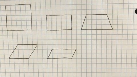 Thumbnail for entry Mr. Lamarre's Extra Help: Quadrilateral Overview