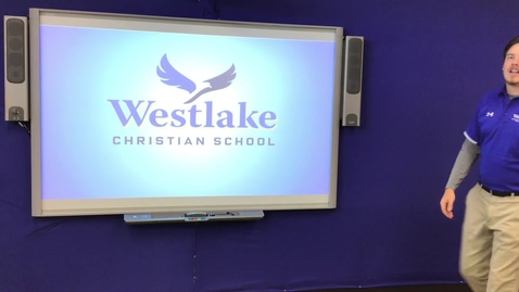 Thumbnail for entry WESTLAKE MIDDLE SCHOOL CHAPEL 4/30