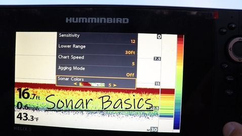 Thumbnail for entry Complete Guide to Fishing Electronics (How to Read Fish Finder)