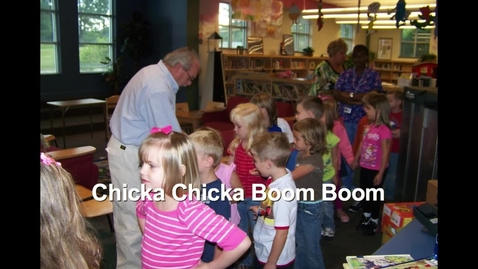 Thumbnail for entry Chicka Chicka Boom Boom