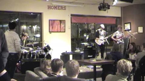 Thumbnail for entry Kept Mess Live at Homer's