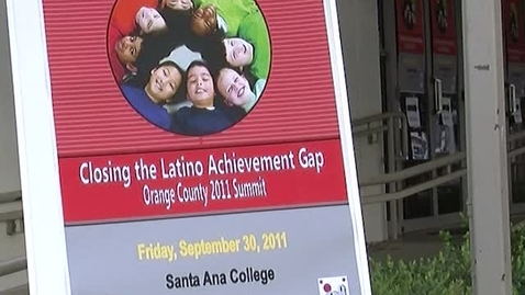 Thumbnail for entry Closing the Latino Achievement Gap Part 1