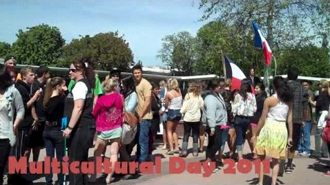Thumbnail for entry Multicultural Day