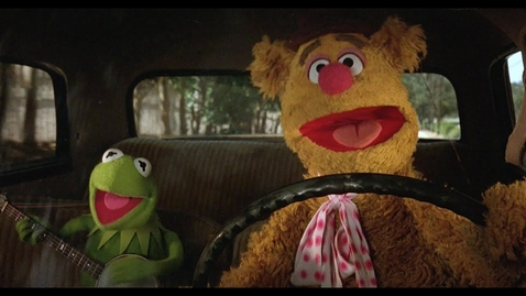 Thumbnail for entry Muppet Sing Along | Movin' Right Along | The Muppets